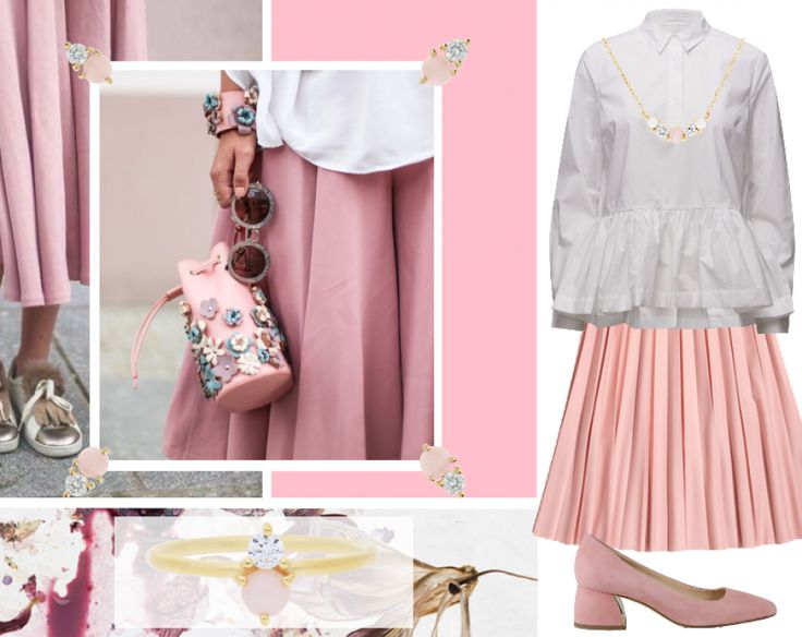 Pink fashion collage. Find more inspiration on my stylist profile here: http://hvi.sk/r/7zZG