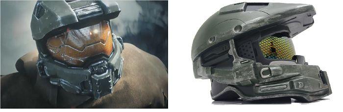 Xcoser Costumes Halo 5 helmet from x-cosplay.com