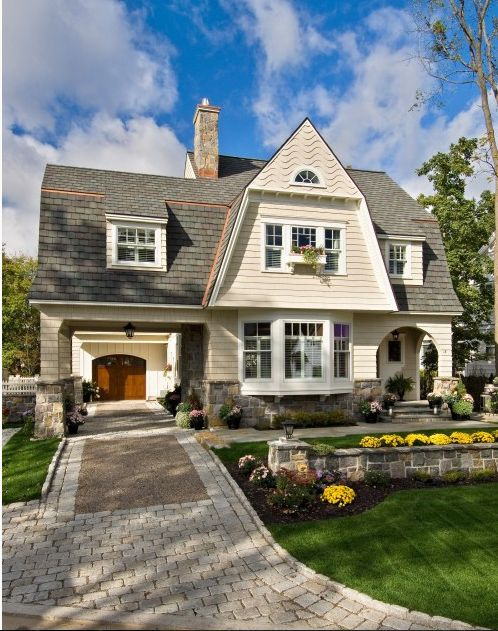 75 Best Images About Dutch Colonial Exterior On Pinterest