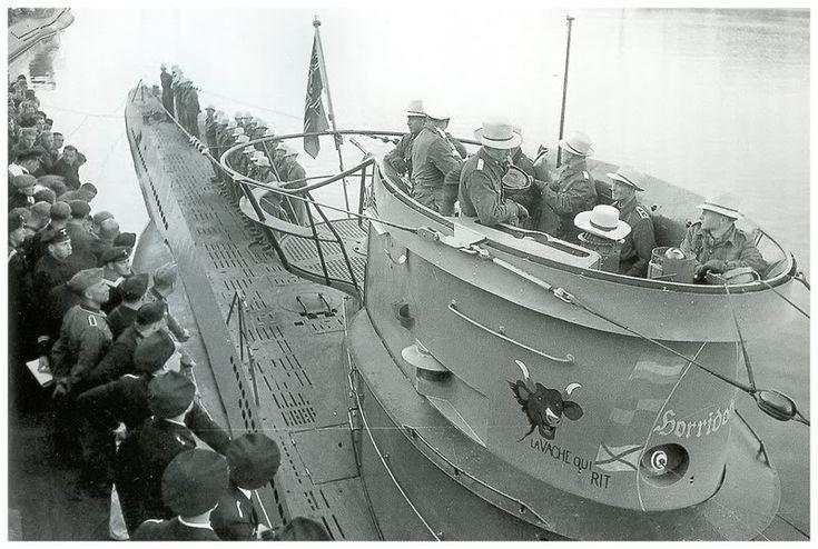 ... seconde guerre mondiale en photos - Forums Mille-Sabords.com | U-boats