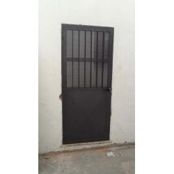 Iron Gate Door. Customize Realizations. 602