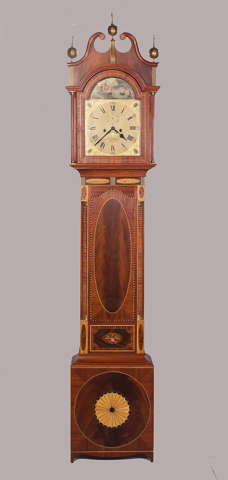 New Jersey Tall Case Clock
