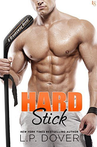 3.5 stars secret identity, romantic suspense/contemporary romance, professional athlete Hard Stick by LP Dover: Review https://thebookdisciple.com/hard-stick-lp-dover-review/