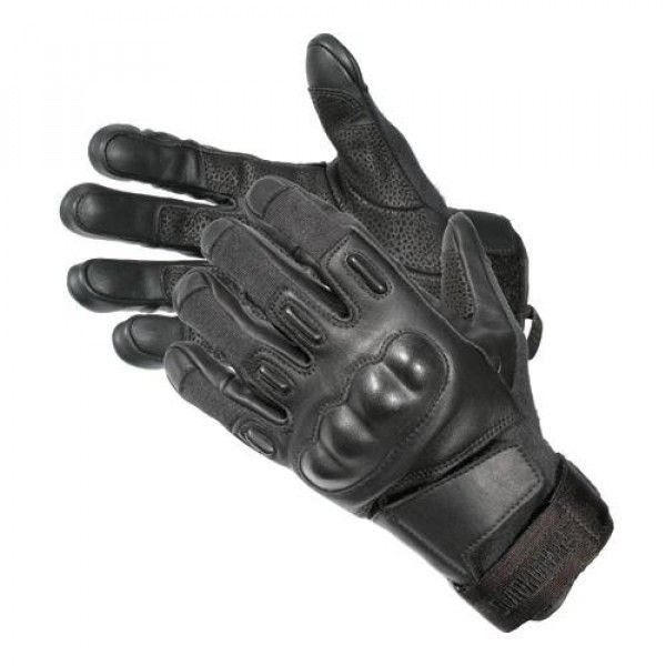 Blackhawk S.O.L.A.G. HD Gloves with Kevlar - Gloves - Police