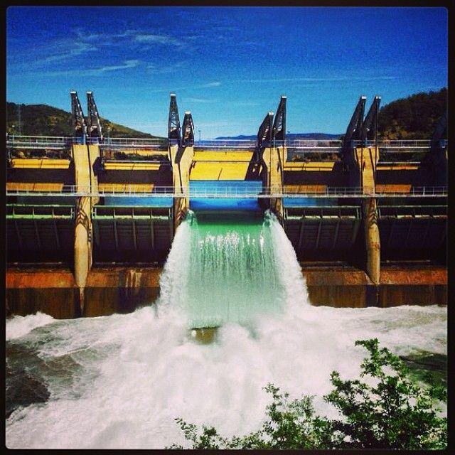 Presa de Sant Antoni - The Sant Antoni dam today  #Pallars #Pirineu #Catalunya #PallarsJussà