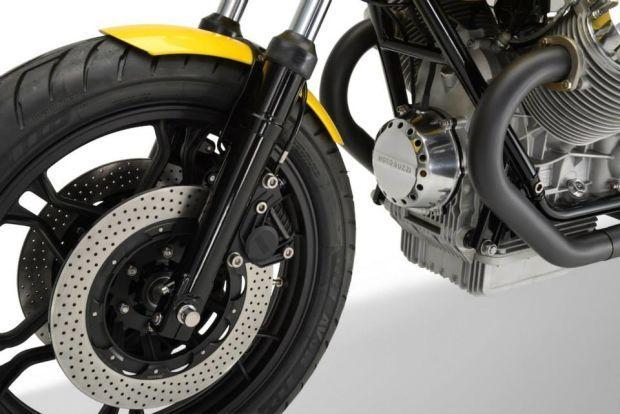Ayrton Senna Tribute Bike by Marcus Walz 4 | Moto guzzi