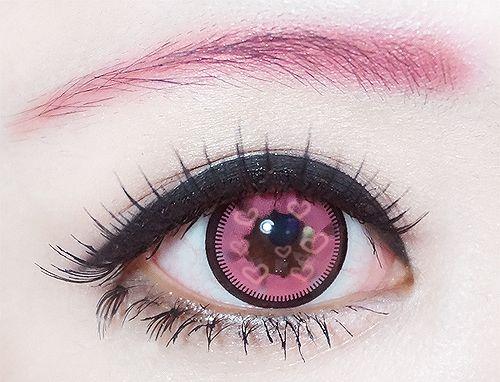 人のこと大嫌い #eye #makeup #pink