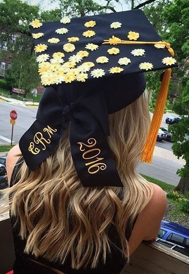 Graduation Cap - #Graduation - #DecorationGraduation