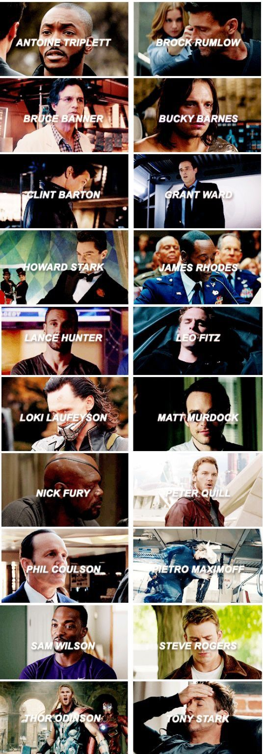Marvel-boys