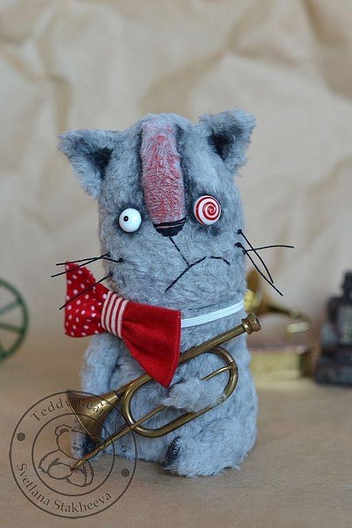 Мишки Тедди ручной работы. Ярмарка Мастеров - ручная работа Кори. Handmade.