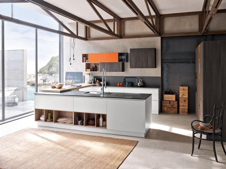 17 migliori idee su Bianco Cucina Ad Isola su Pinterest   Cucina ...
