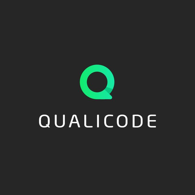 Create a winning logo for consulting startup Qualicode by signacy