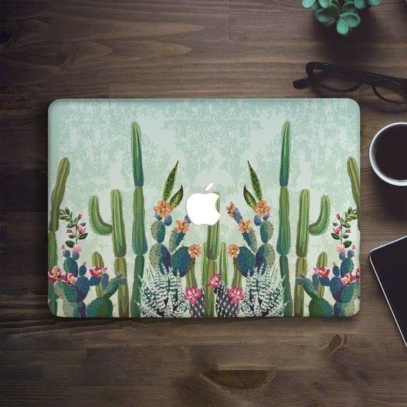 Cactus MacBook Pro 13 2019 Case Mac book Air 13 2018 Hard Case Cactus Retina Pro Case Clear Macbook