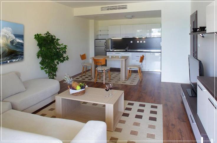 Dry Kichen Apartment