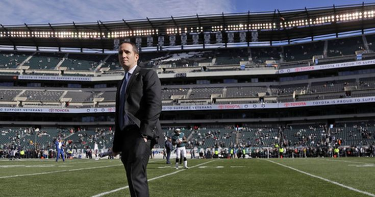 Howie Roseman's master plan has Eagles in Super Bowl