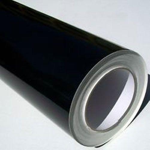 Black Matt Gloss  24  610mm Fablon Type Sticky Back Plastic Self Adhesive Vinyl | eBay
