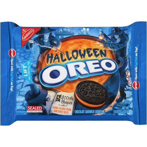 Nabisco Oreo Halloween Chocolate Sandwich Cookies
