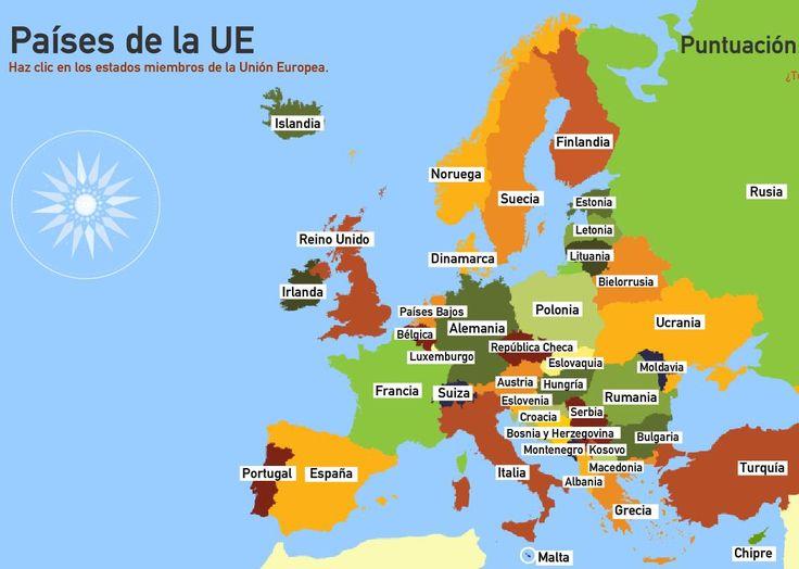 Los Mapas Interactivos de Ros de Europa de Enrique Alonso sirven