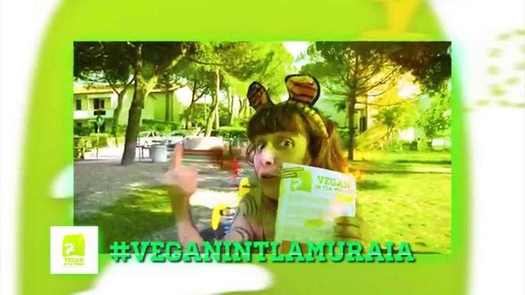 #VEGANINTLAMURAIA #viralspot #festivalveganravenna