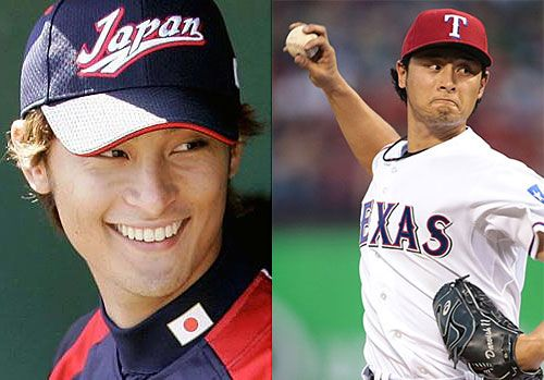 June Flashback: Yu Darvish  (Iranian/Japanese) [Japanese]  Known as:  Professional Baseball Player (Starting Pitcher for the Texas Rangers; Former Starting pitcher for the Hokkaido Nippon-Ham Fighters of the Nippon Professional Baseball; Played for Japanese National team in the 2008 Olympics)  Awards/Accolades:  2012 MLB All-Star; 5-time NPB All-Star  More Information: Yu Darvish's Official Site (Japanese), Texas Rangers: Yu Darvish, ESPN: DICE-K 2.0: Yu Darvish (English), Yu Darvi...
