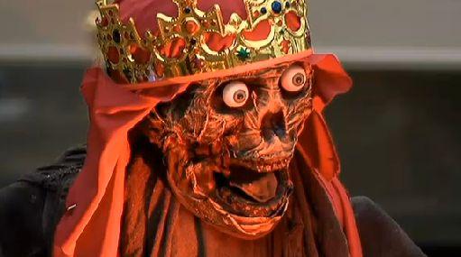 Town Makes Man Take Down Zombie Nativity Scene