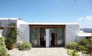 Sand: ibiza houses