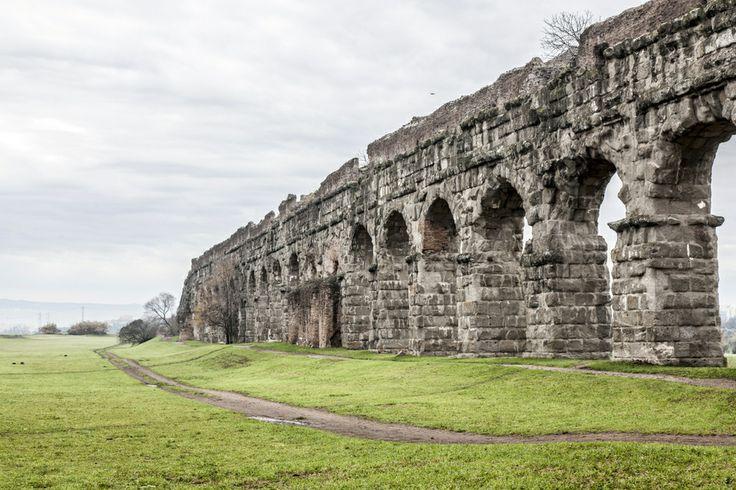 Roomalainen akvedukti.