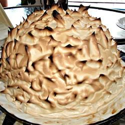 Going to try to make Baked Alaska sometime.