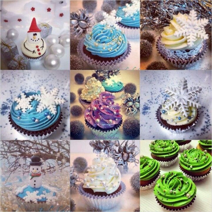Christmas Cupcake Decorating Ideas Martha Stewart : 107 best images about Fabulous Cakes and Confections on ...