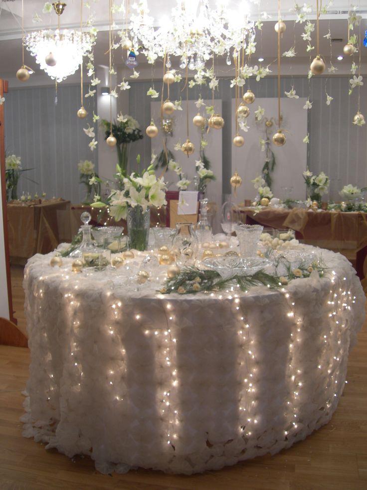 christmas reception wedding ideas pinterest. Black Bedroom Furniture Sets. Home Design Ideas