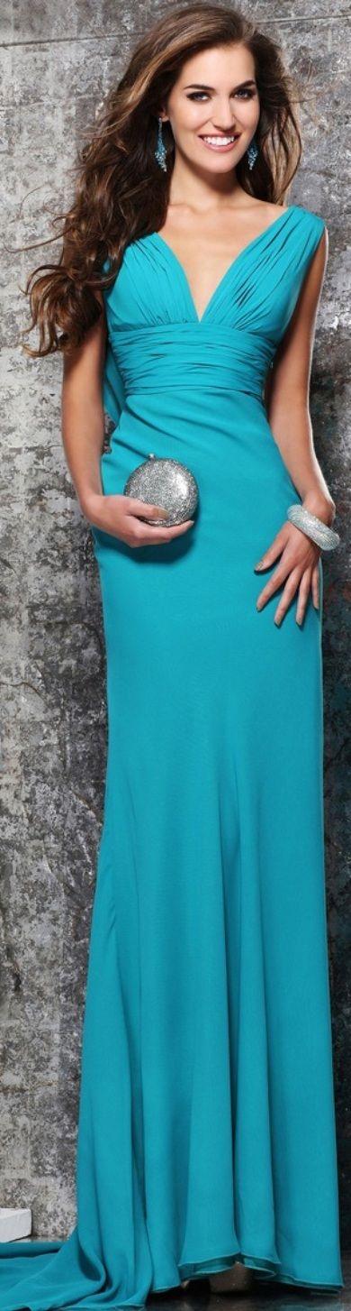 Tarik Ediz couture 2013: simple y efectivo ¿se puede pedir más en un vestido?
