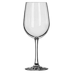 Libbey Glassware 18 1/2 oz Vina Tall Wine Glass(7504)