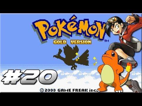 Pokemon Gold Walkthrough Part 20: Route 35!