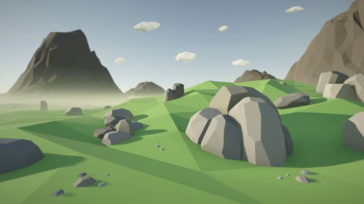 Low Poly Rocks Pack - Asset Store