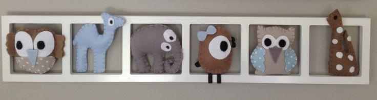 Décoration chambre enfant et bébé unique! Cadeau original! : Décoration pour enfants par bichatandfriends