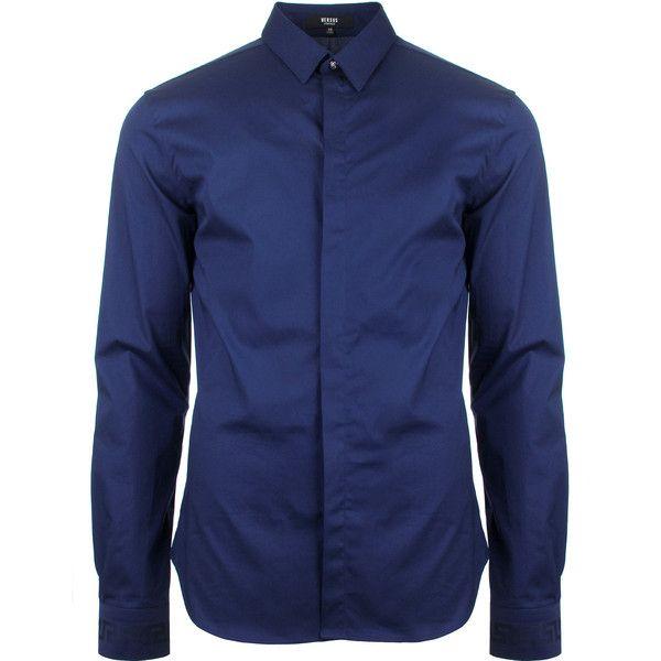 Best 25 men 39 s slim fit shirts ideas on pinterest banded for Dress shirt vs casual shirt