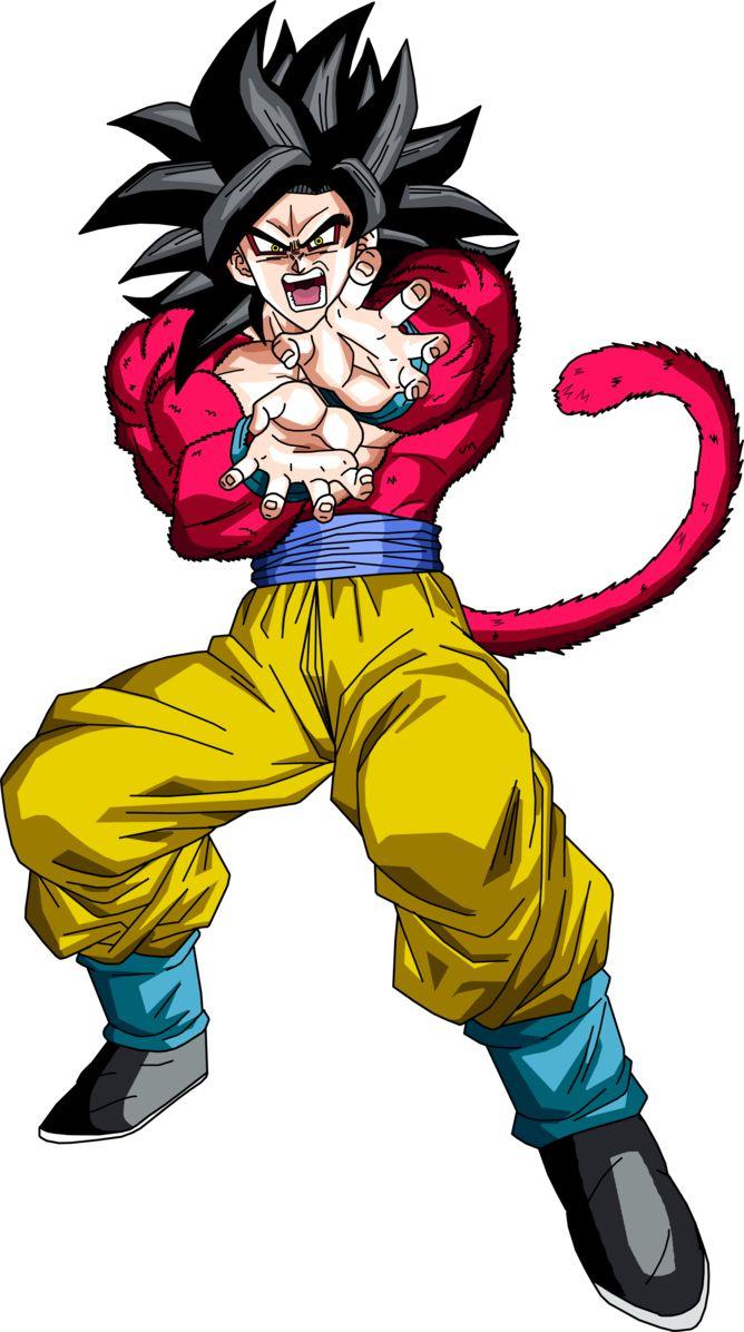 Super Saiyan 4 Goku by BrusselTheSaiyan.deviantart.com on @DeviantArt #SuperSaiyan4 #Goku #悟空 #DragonBall #ドラゴンボール