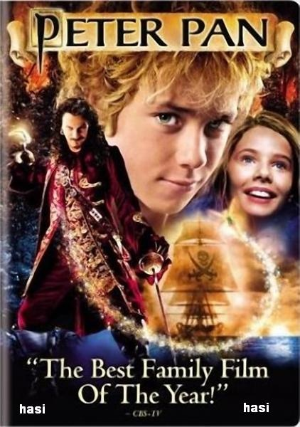 Peter Pan 2003...possibly my favorite version
