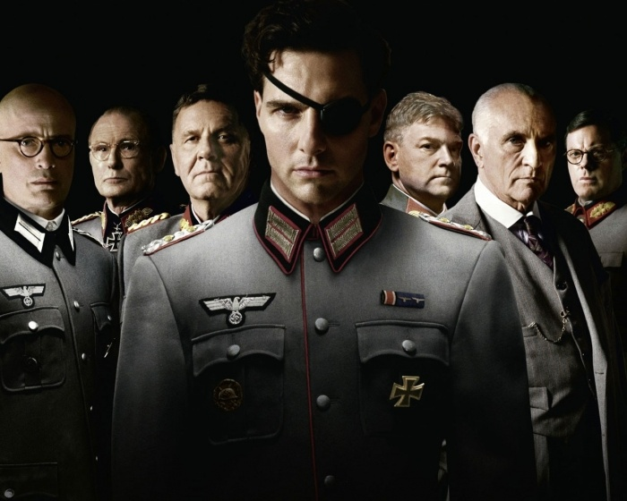 Valkyrie (2008). Based on actual events, a plot to assassinate Hitler is unfurled during the height of WWII.    In spite of Tom Cruise - and the fact that we know they don't pull off the assassination, this movie is suspenseful...and good.