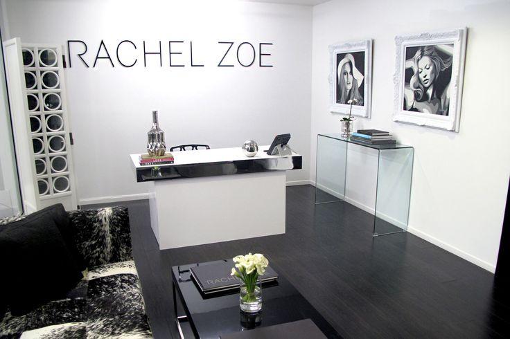 Tour Rachel Zoe\'s Office   Temporadas, Estudios y Proyectos