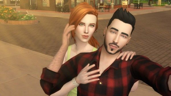 Poses Archives  E  A Downloads The Sims Pinterest Selfie Poses Sims And Pose