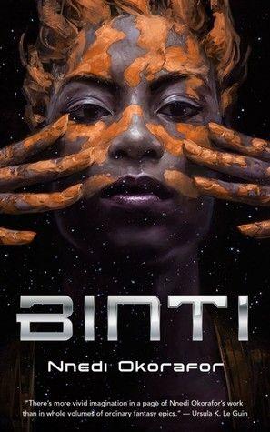 Binti (Binti, #1) by Nnedi Okorafor #scifi #novella #space #blackauthors