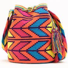 Znalezione obrazy dla zapytania mochila bag pattern