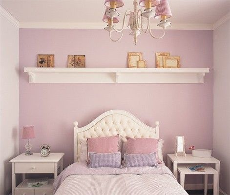 Decoracion dormitorio para ni a de 10 a os blogydeco for Decoracion de la habitacion de nina rosa
