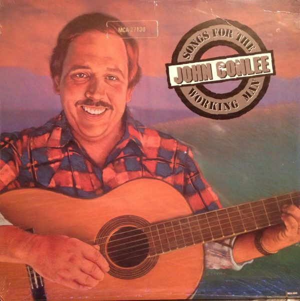 John Conlee - Songs For The Working Man: buy LP, Album at Discogs