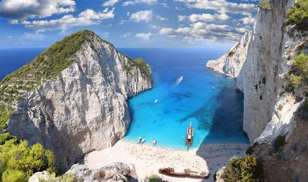 Schönste Strände Europas - Italien, Portugal, Griechenland, Mallorca