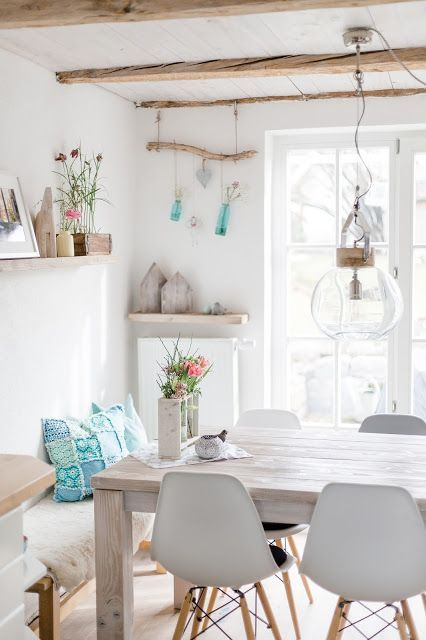 Frühlingsdeko DIY und Shelfie im Februar – #DIY #…
