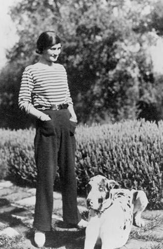 Mademoiselle Coco Chanel, 1930