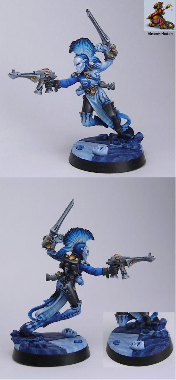40k - Eldar Harlequin