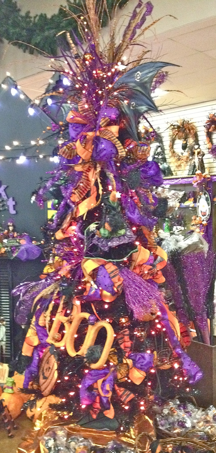 halloween tree - Halloween Tree Decorations